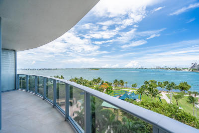 Miami Condo For Sale: 488 NE 18th Street #708