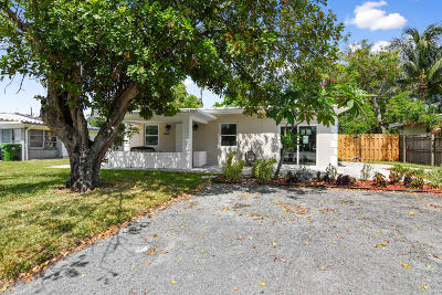 Fort Lauderdale Single Family Home For Sale: 2621 SW 12th Terrace