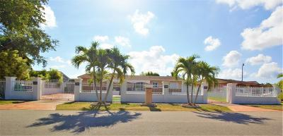 Miami Single Family Home For Sale: 15631 SW 106th Avenue