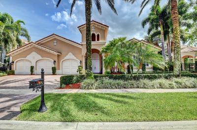 Delray Beach Single Family Home For Sale: 16204 Andalucia Lane