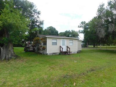 Fort Pierce Single Family Home For Sale: 709 Brack Road