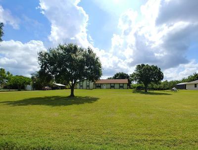Jupiter Single Family Home For Sale: 15722 93rd Lane