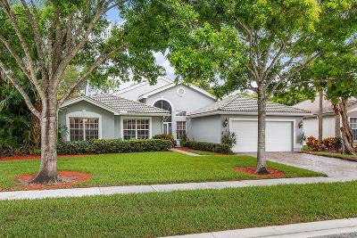 Boynton Beach Single Family Home For Sale: 11511 Puerto Boulevard #11511