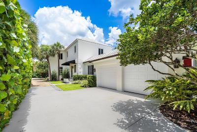 Broward County, Palm Beach County Single Family Home For Sale: 5 Osprey Court
