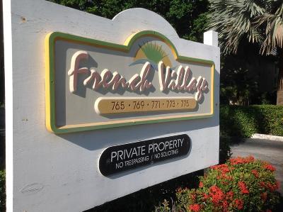 Palm Beach County Condo For Sale: 765 Jeffery Street #1-203