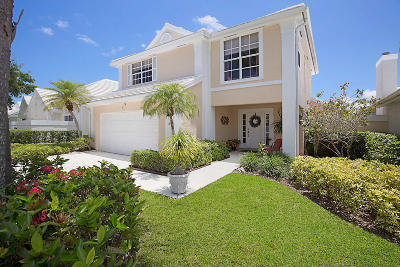 Palm Beach Gardens Single Family Home For Sale: 15 Brighton Court