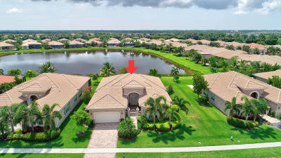 Boynton Beach Single Family Home For Sale: 12228 Glacier Bay Drive