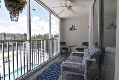 Pompano Beach Rental For Rent: 1505 Riverside Drive #601