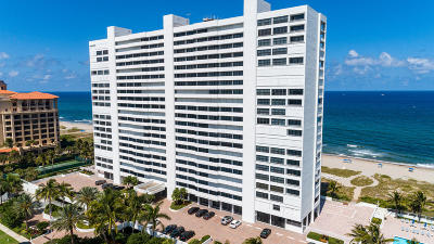 Boca Raton Condo For Sale: 2600 S Ocean Boulevard #19-C