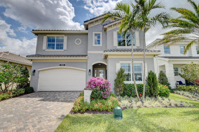 Delray Beach Single Family Home For Sale: 9597 Eagle River Road