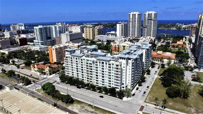 West Palm Beach Condo For Sale: 480 Hibiscus Street #1011