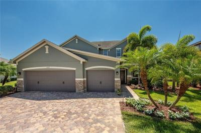 Palm City Single Family Home For Sale: 889 SW Sun Circle