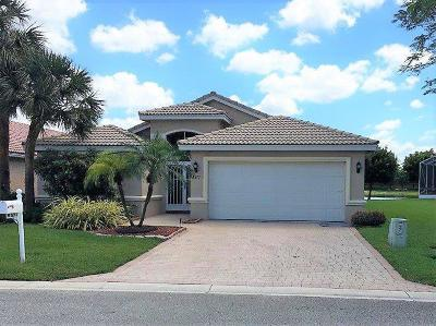 Delray Beach Single Family Home For Sale: 6577 Via Trento
