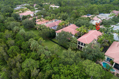 Palm Beach Gardens Single Family Home For Sale: 1704 Nature Court