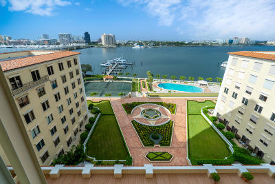 Palm Beach Condo For Sale: 150 Bradley Place #904