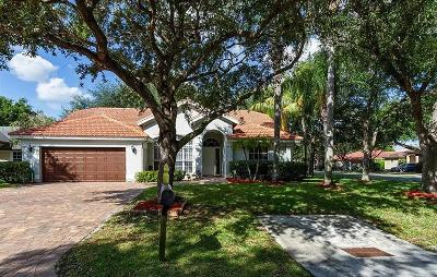Coconut Creek Single Family Home For Sale: 5885 NW 41st Way