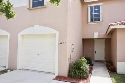 Rivermill Townhouse For Sale: 6887 Mill Brook Place