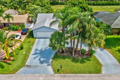 Palm Beach Gardens Single Family Home For Sale: 4151 Linden Avenue
