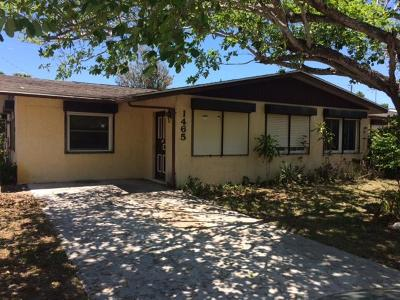 Jensen Beach Single Family Home For Sale: 1465 NE Silver Maple Way