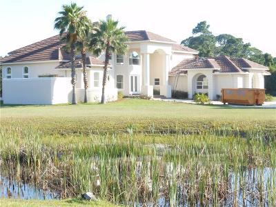 Vero Beach Single Family Home For Sale: 5735 60th Ave Avenue