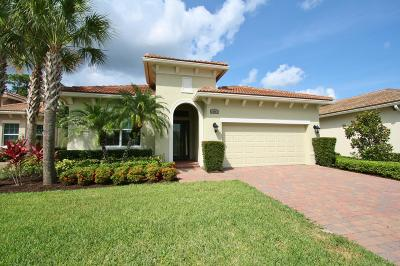 St Lucie County Single Family Home For Sale: 10867 SW Visconti Way