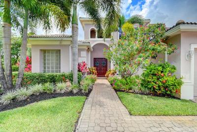 Lake Worth Single Family Home For Sale: 10793 Oak Meadow Lane