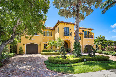 Boca Raton  Single Family Home For Sale: 591 Phillips Drive