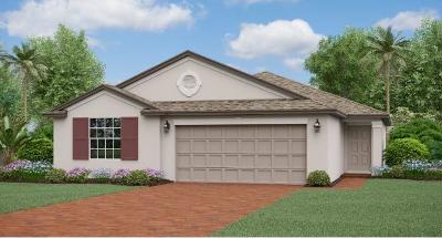 Fort Pierce Single Family Home For Sale: 4231 Birkdale Drive #A056