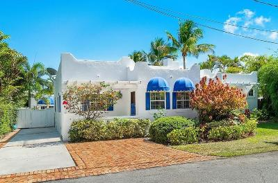 Delray Beach Single Family Home For Sale: 10 NW 9th Street