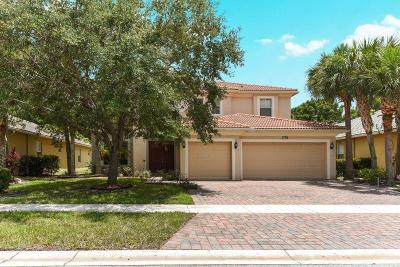 West Palm Beach Single Family Home For Sale: 1778 Palisades Drive