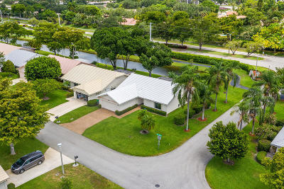 Boca Raton Single Family Home For Sale: 6461 Casabella Lane