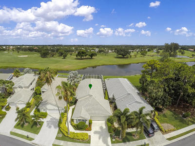 Palm Beach Gardens Single Family Home For Sale: 603 Masters Way