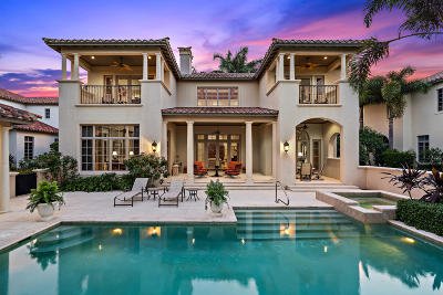 Jupiter Single Family Home For Sale: 527 Bald Eagle Drive