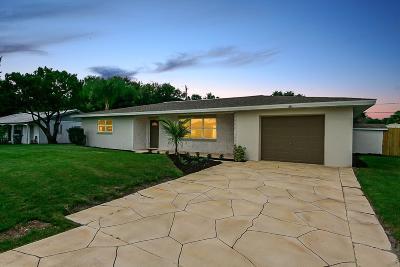 Fort Pierce Single Family Home For Sale: 906 Echo Street
