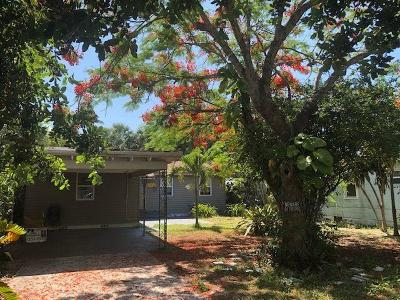 Lake Worth Single Family Home Contingent: 518 S Street