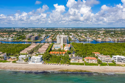 Regency Highland, Regency Highland Club, Regency Highland Club Condo Condo For Sale: 3912 S Ocean Boulevard #806