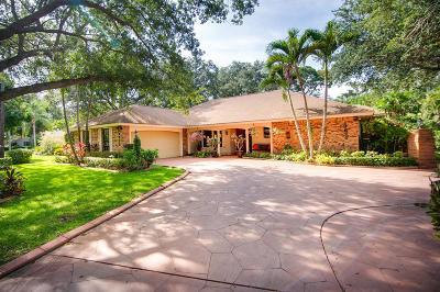 Jupiter Single Family Home For Sale: 19575 Trails End Terrace