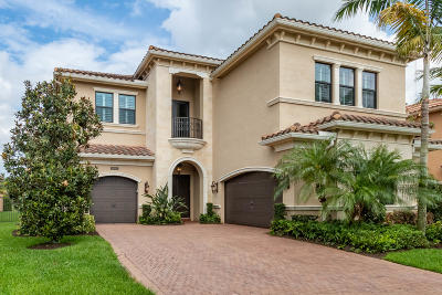 Delray Beach Single Family Home For Sale: 8610 Lewis River Road