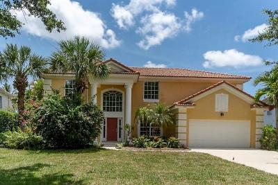 Jupiter Single Family Home For Sale: 222 Blackbird Lane