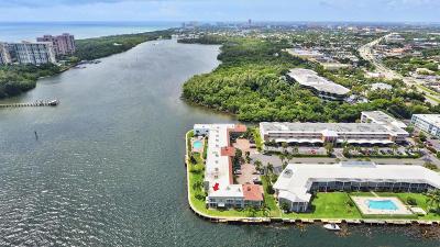 Boca Raton, Highland Beach, Delray Beach Condo For Sale: 711 NE Harbour Terrace #303