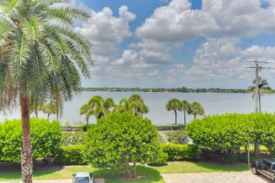Palm Beach Condo For Sale: 3250 S Ocean Boulevard #308s