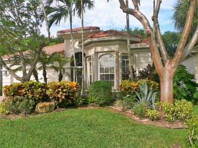 Boynton Beach Single Family Home Contingent: 12576 Via Ravenna