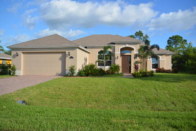 Single Family Home For Sale: 5771 NW Cleburn Drive