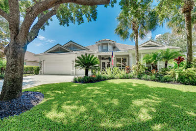 Hobe Sound Single Family Home For Sale: 8044 SE SEquoia Drive