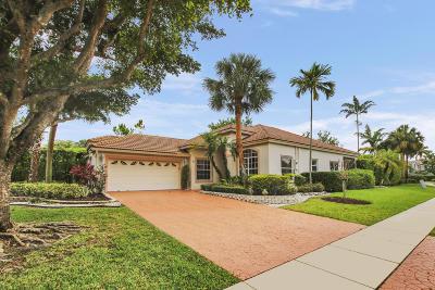 Boca Raton Single Family Home For Sale: 10801 La Salinas Circle