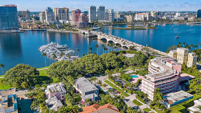 Palm Beach Condo For Sale: 315 S Lake Drive #5d