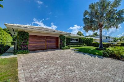 West Palm Beach Single Family Home For Sale: 153 S Worth Court S