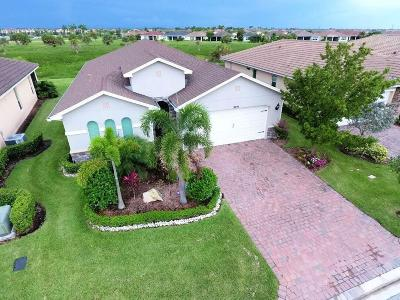 Tradition Single Family Home For Sale: 9719 SW Royal Poinciana Drive