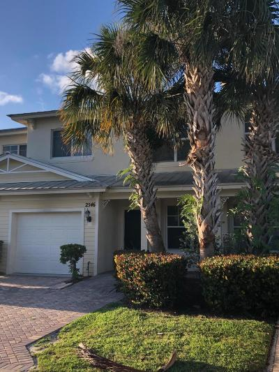Fort Pierce Single Family Home For Sale: 2546 Creekside Drive