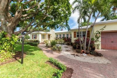 Broward County, Palm Beach County Rental For Rent: 1112 S Vista Del Mar Drive